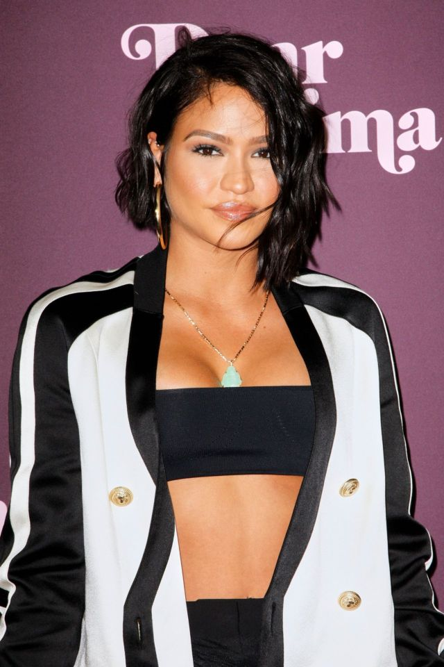 Cassie Attends 'Dear Mama an Event to Honor Moms'