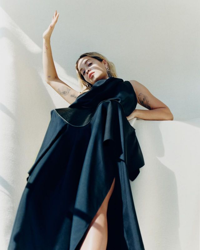 Rita Ora Shoots For The Sunday Times Style