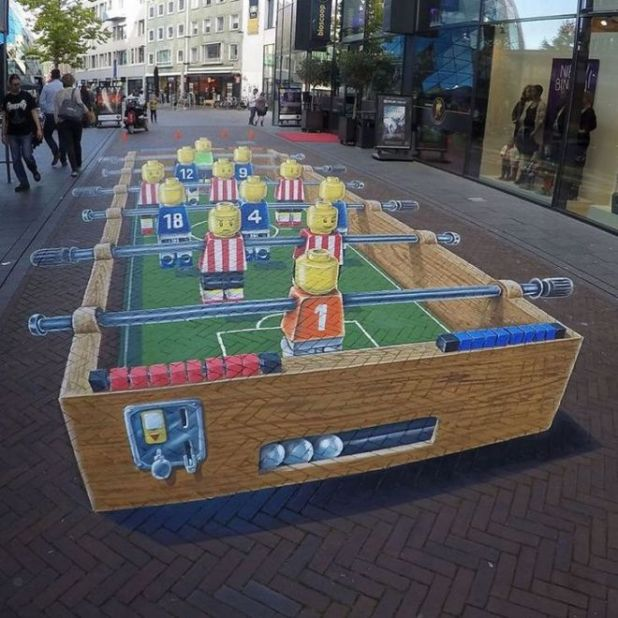 Amazing 3D Art By A Dutch Artist