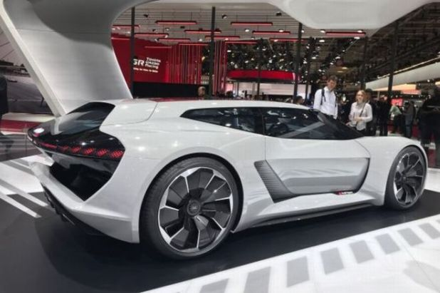 Take A Look Inside The Paris Motor Show 2018