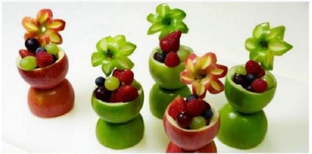 The Most Beautiful And Impressive Food Art