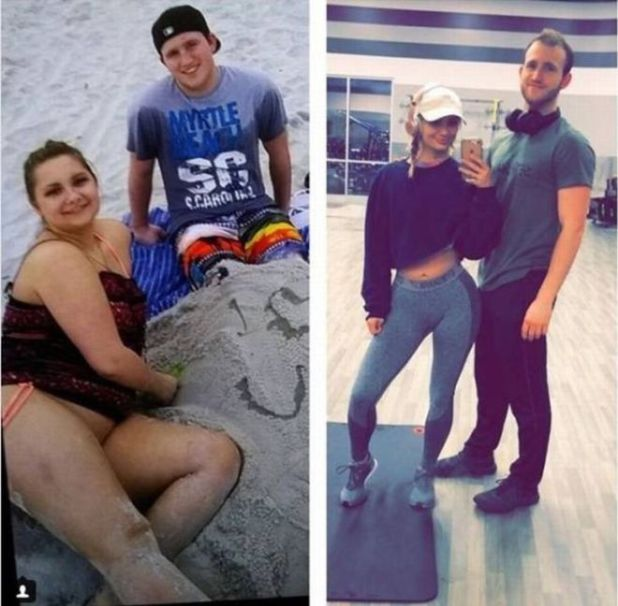 Fat Couples Journey Of Losing Weight Together