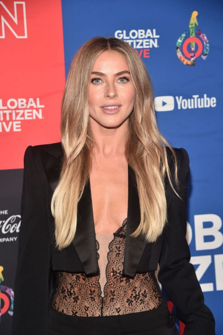 Beautiful Julianne Hough At The Global Citizen Live In Los Angeles