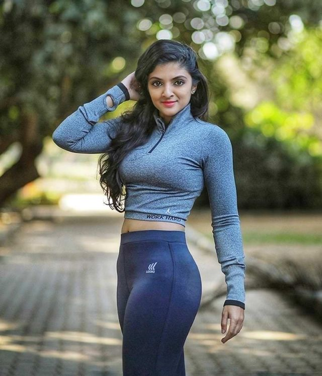 Chaitra Narendra - A Beautiful Architect Cum Fitness Freak