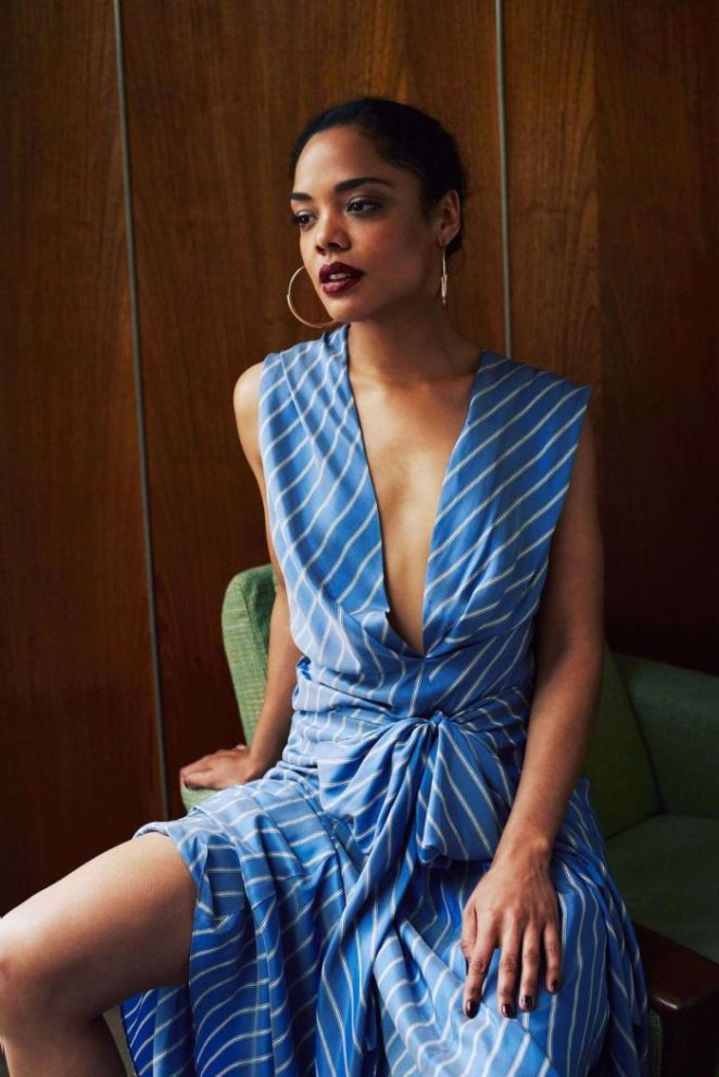 Tessa Thompson Shoots For Vogue Magazine 2020