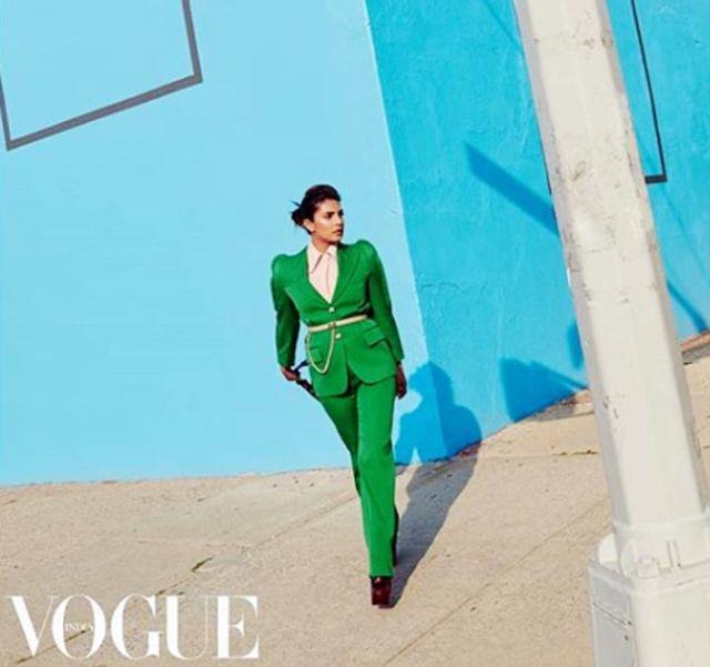 Priyanka Chopra Looks Stunning In September 2019 Issue Of Vogue