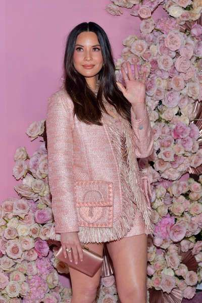 Olivia Munn At Patrick Ta's Beauty Collection Launch Event