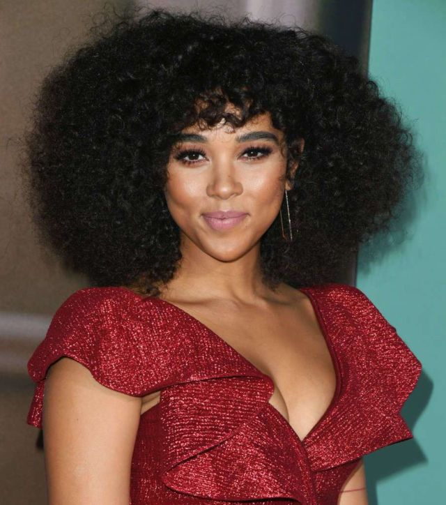 Alexandra Shipp Attends The Premiere Of Lionsgate's 'Jexi'