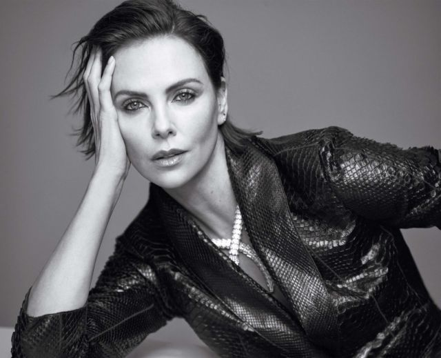 Charlize Theron Featured In Marie Claire Magazine (June 2019)