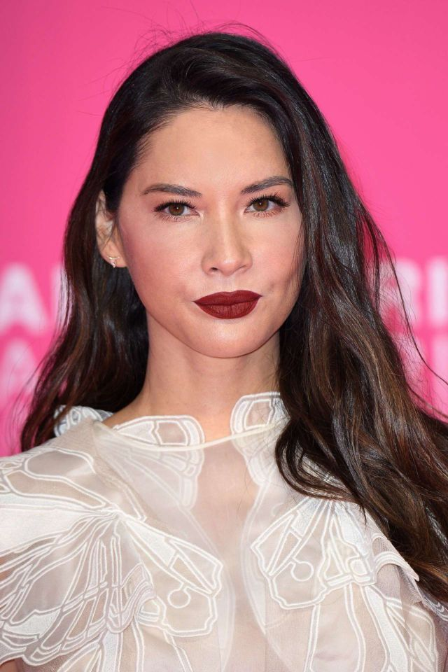 Olivia Munn Attends The Premiere Of 'The Rook' At The Cannes Series Festival 2019