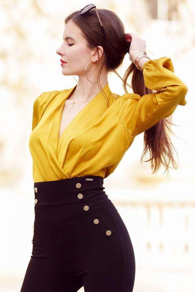 Ariadna Majewska photoshoot