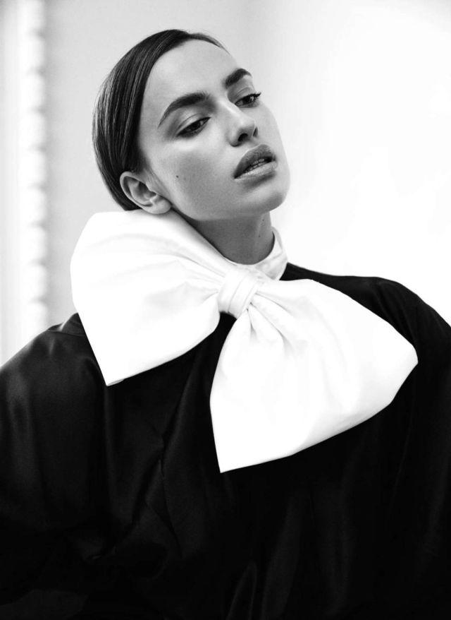Irina Shayk Glams Up Harper's Bazaar Magazine - Summer Digital 2019