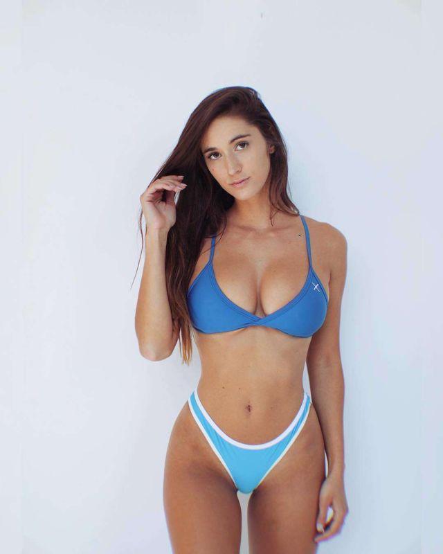Instagram Model Natalie Roush In An Exclusive Bikini Photoshoot