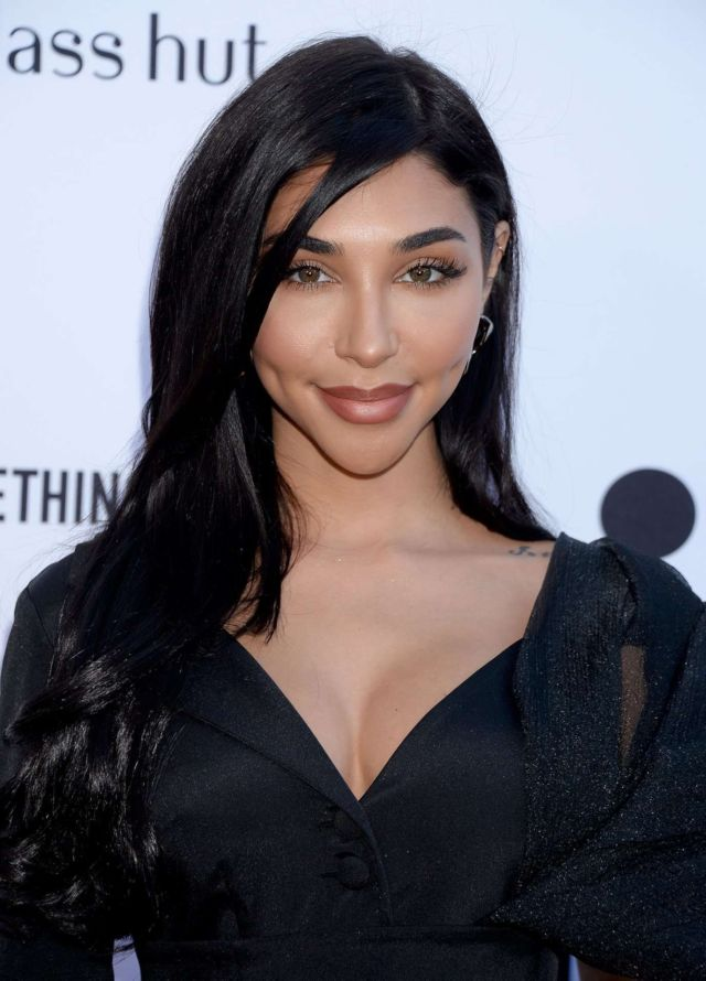 Chantel Jeffries At The 5th Annual Fashion Awards In Los Angeles