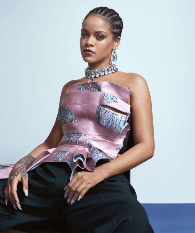 Rihanna Photoshoot For Vogue Australia 2019