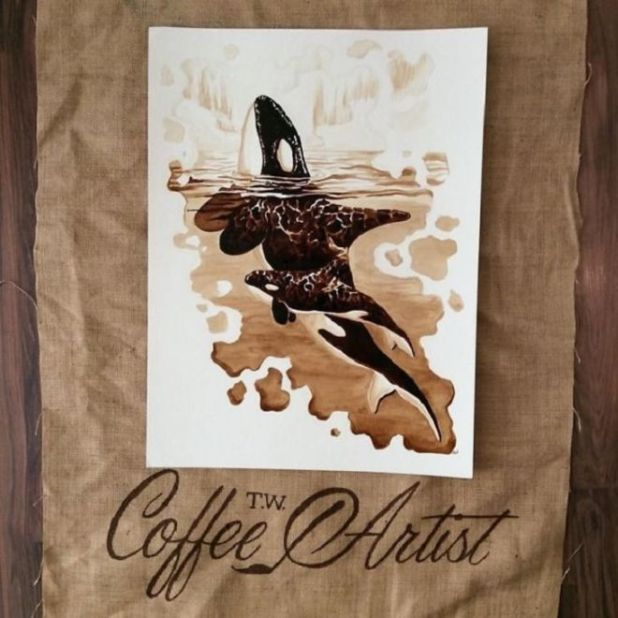 Wonderfully Innovative Creations Made By Coffee