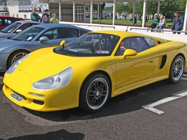 World's Top 10 Sports Cars That You Have Never Seen