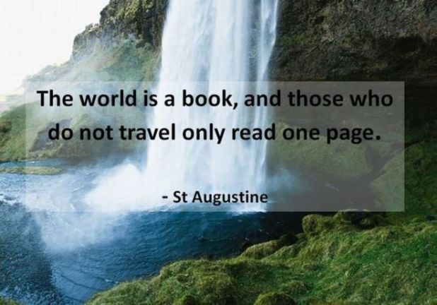 16 Travel Quotes By Famous People That Will Inspire You To Go For A Vacation