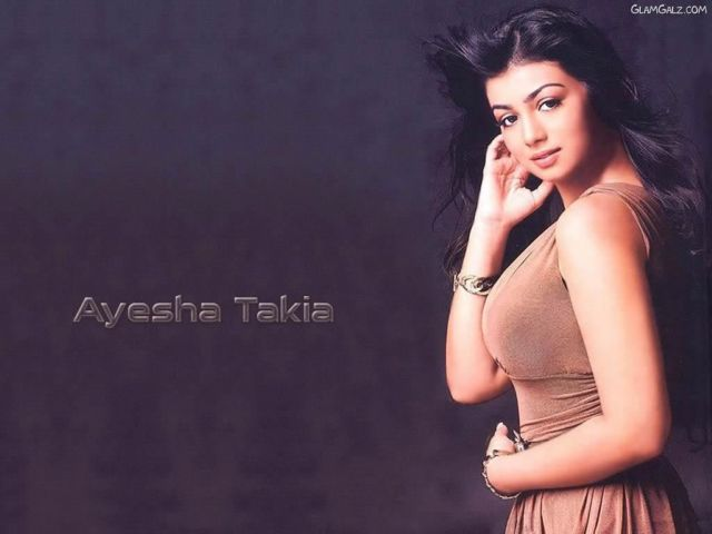 Click to Enlarge - Ayesha's New Wallpapers