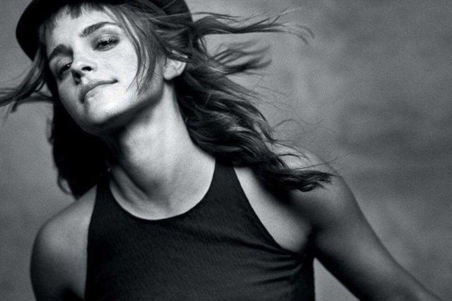 Emma Waston Featured In Vogue Australia