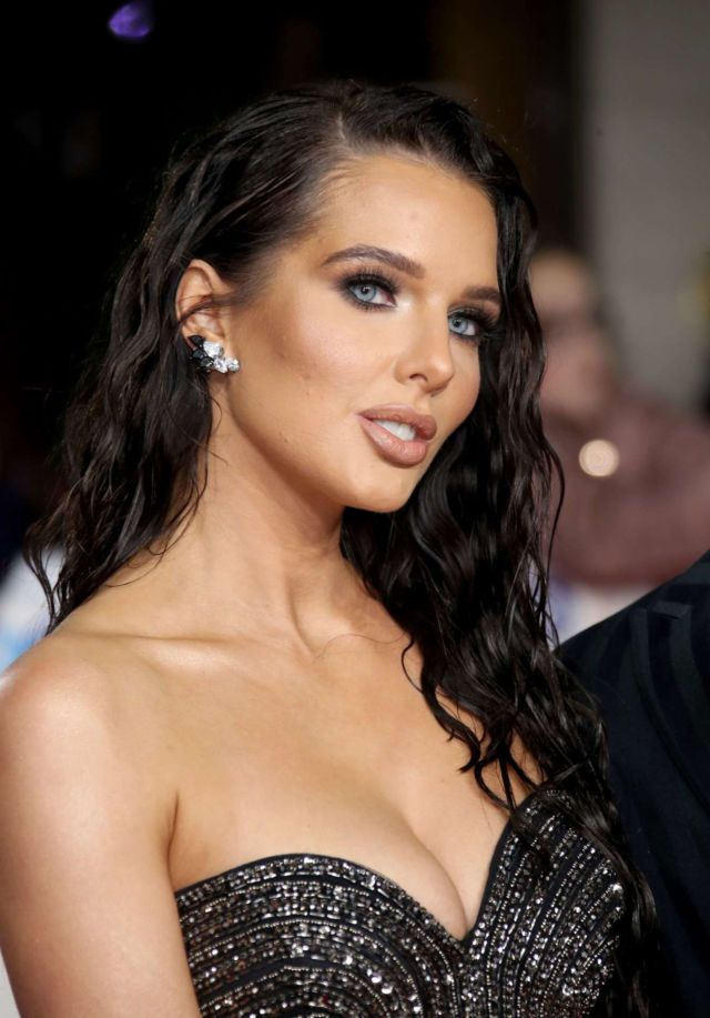 Beautiful Helen Flanagan Attends Pride Of Britain Awards 2019