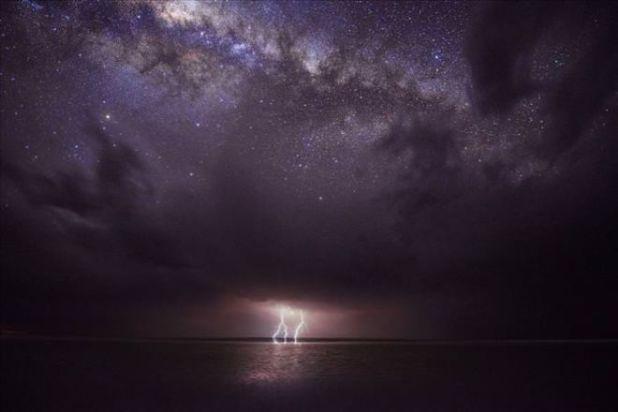 17 Rarest Astronomical Photos Ever Captured