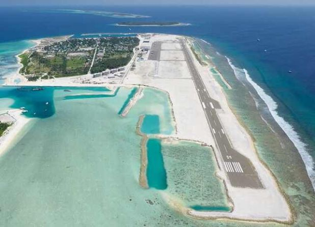 11 Most Beautiful Island Airports In The World