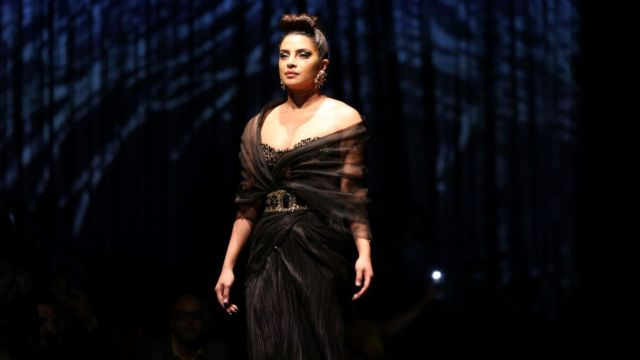 Priyanka Chopra, Ramp, Fashion Show, Wendell Rodricks, Bollywood