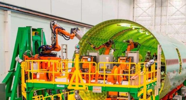 The Making Of The High-Tech Aircraft