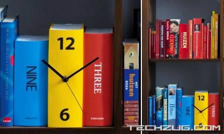 Top Ten Coolest Clocks For You
