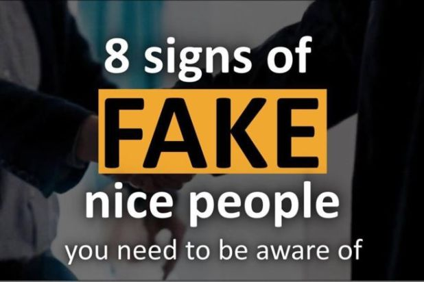 Differences Between Fake And Genuine People