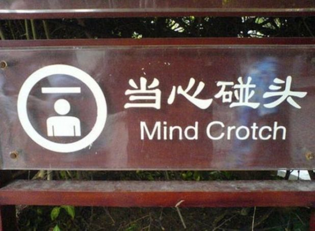 15 Hilarious Translation Fails To Make You Laugh