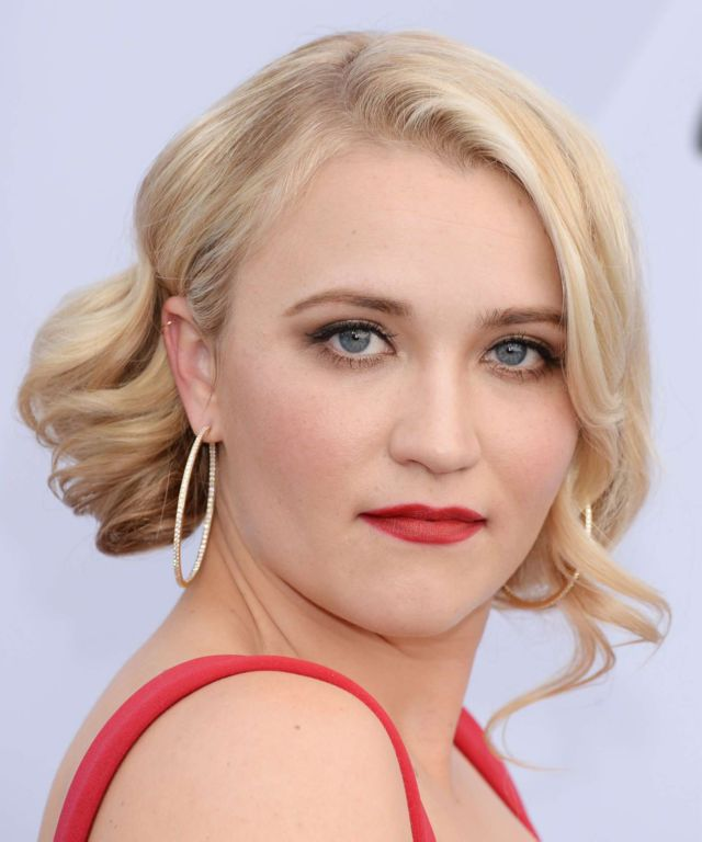 Emily Osment Attends 25th Annual Screen Actors Guild Awards
