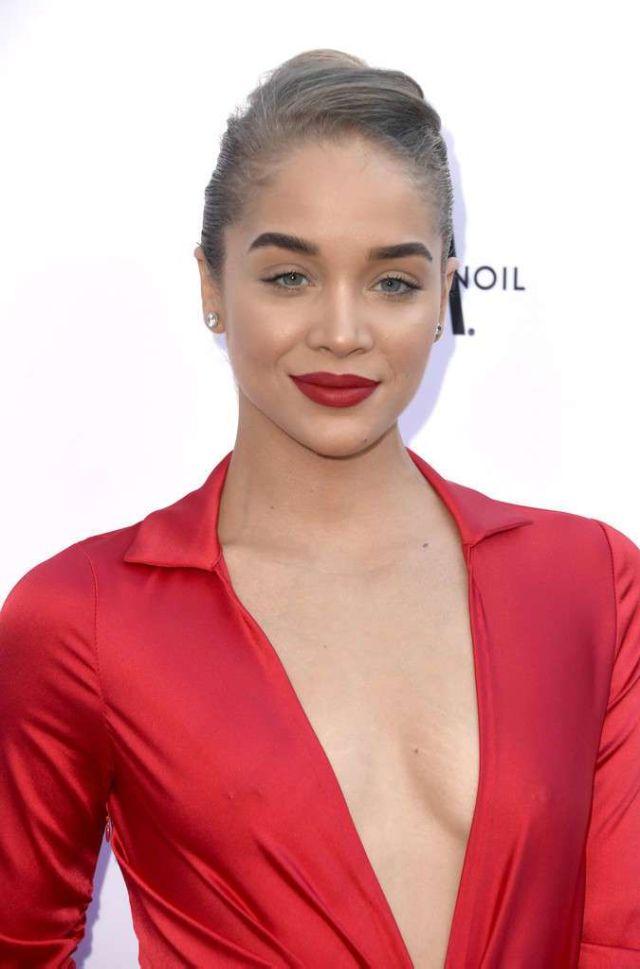 Jasmine Sanders At The 5th Annual Fashion Los Angeles Awards