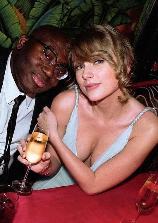 Taylor Swift Enjoys BAFTA Awards After Party 2019