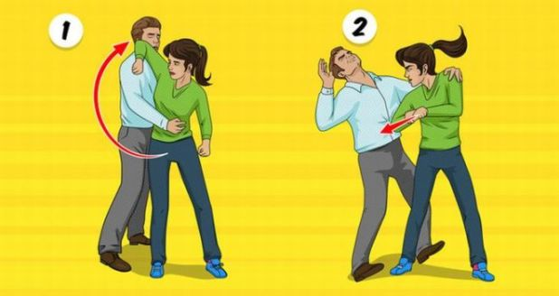 3 Useful Self-Defense Techniques Every Woman Should Know