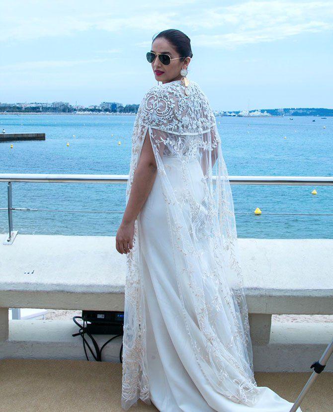 Beautiful Huma Qureshi At Cannes 2018