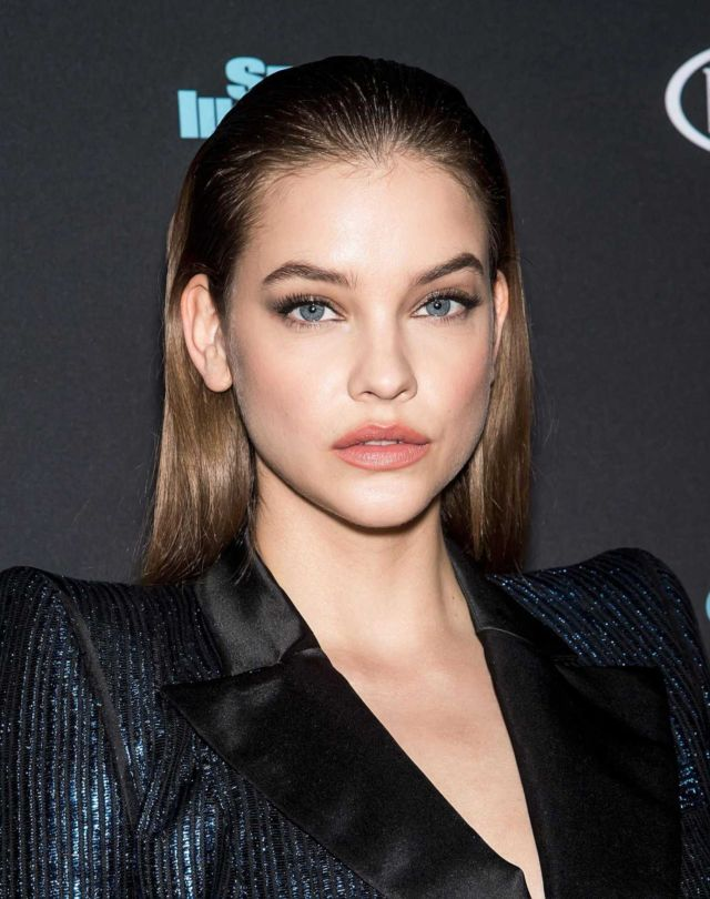 Barbara Palvin Shines At The Sports Illustrated Swimsuit 2018 Launch
