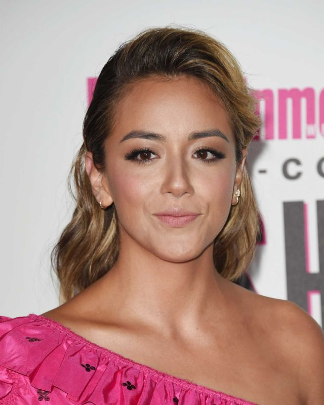 Chloe Bennet Attends Entertainment Weekly's Comic-Con Bash