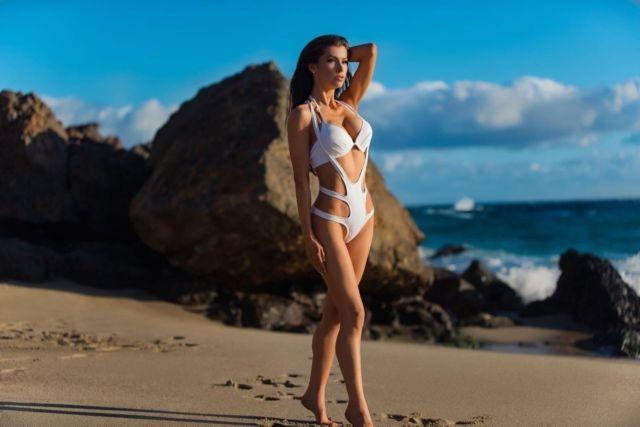 Ildiko Ferenczi's Special Swimsuit Photoshoot
