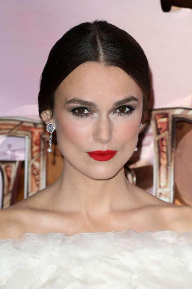 Gorgeous Keira Knightley Attends The Premiere Of The Nutcracker And The Four Realms In London