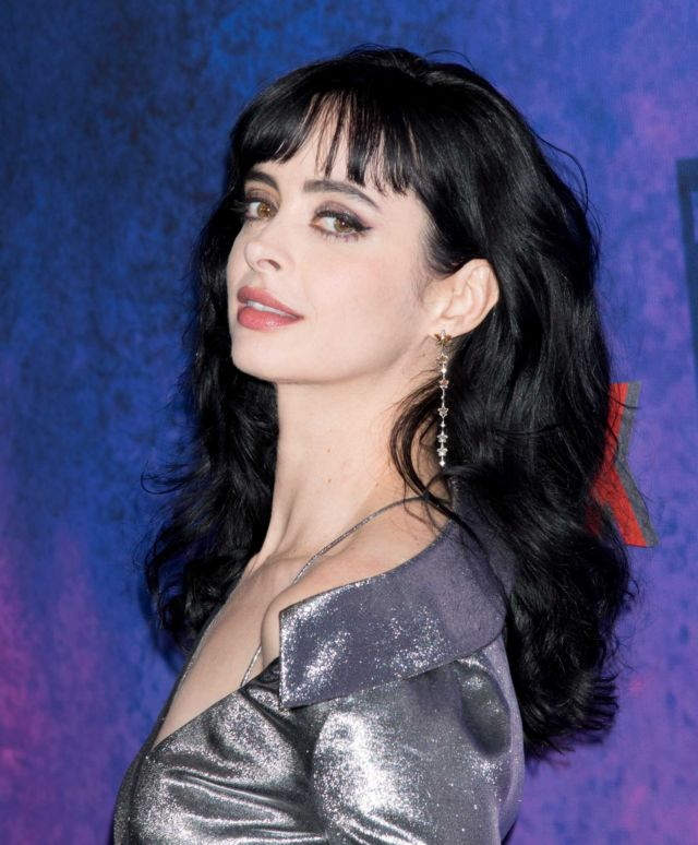 "Krysten Ritter Attends The ""Jessica Jones"" Season 2 Premiere"