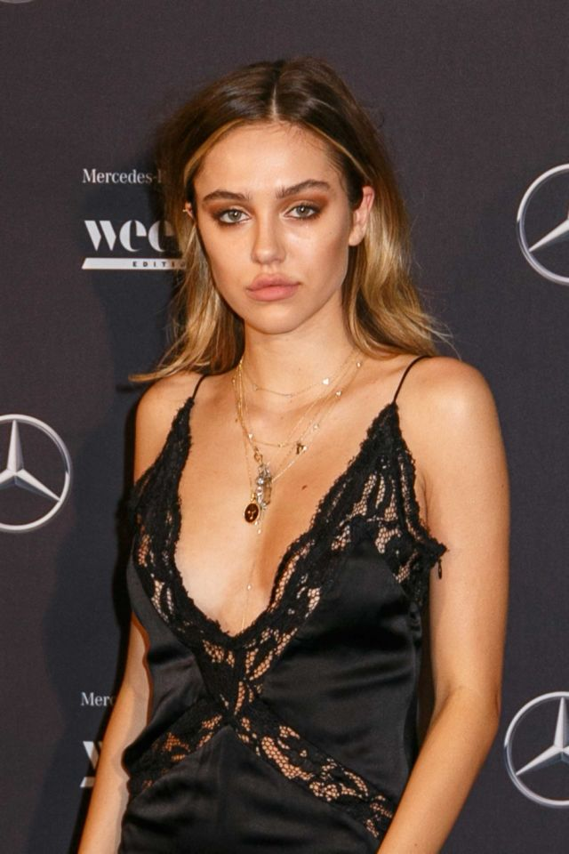 Delilah Belle Hamlin Attends The Mercedes-Benz Weekend Edition Launch Party