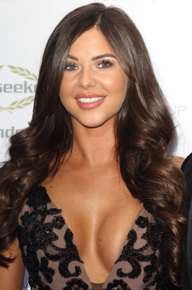 Glamorous Shelby Tribble Attends Caudwell Children Butterfly Ball
