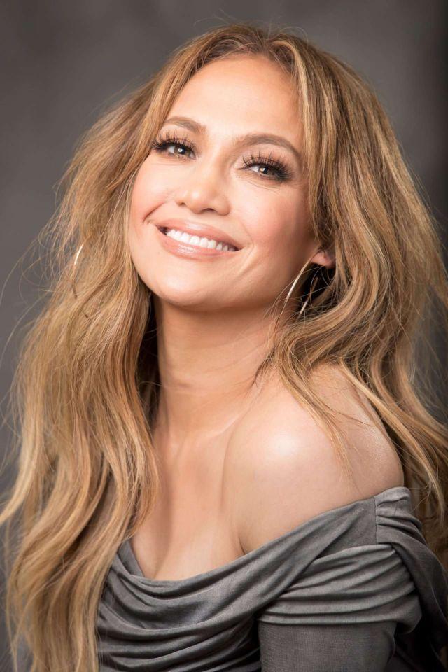 Gorgeous Jennifer Lopez For USA Today Photoshoot 2018