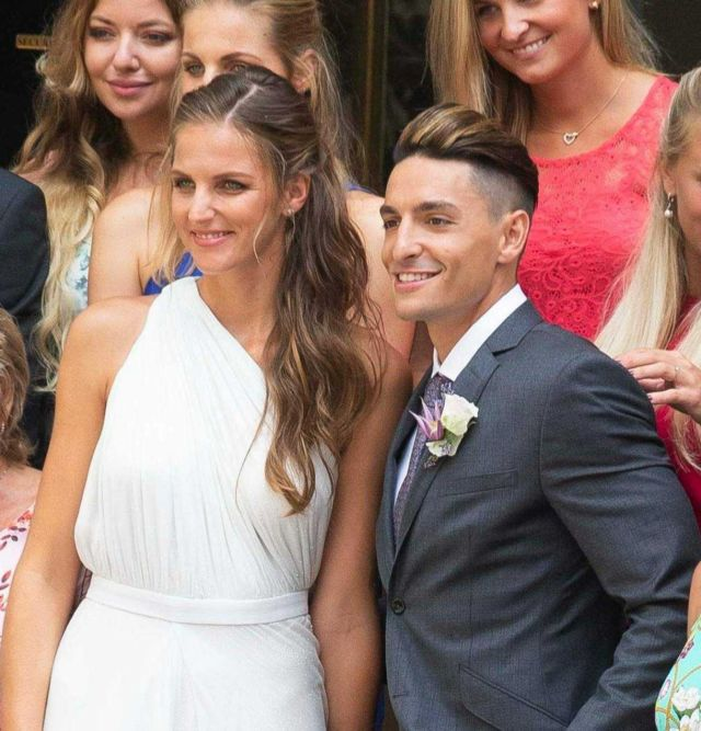 Karolina Pliskova Tied Knot With Michal Hrdlicka In Monaco
