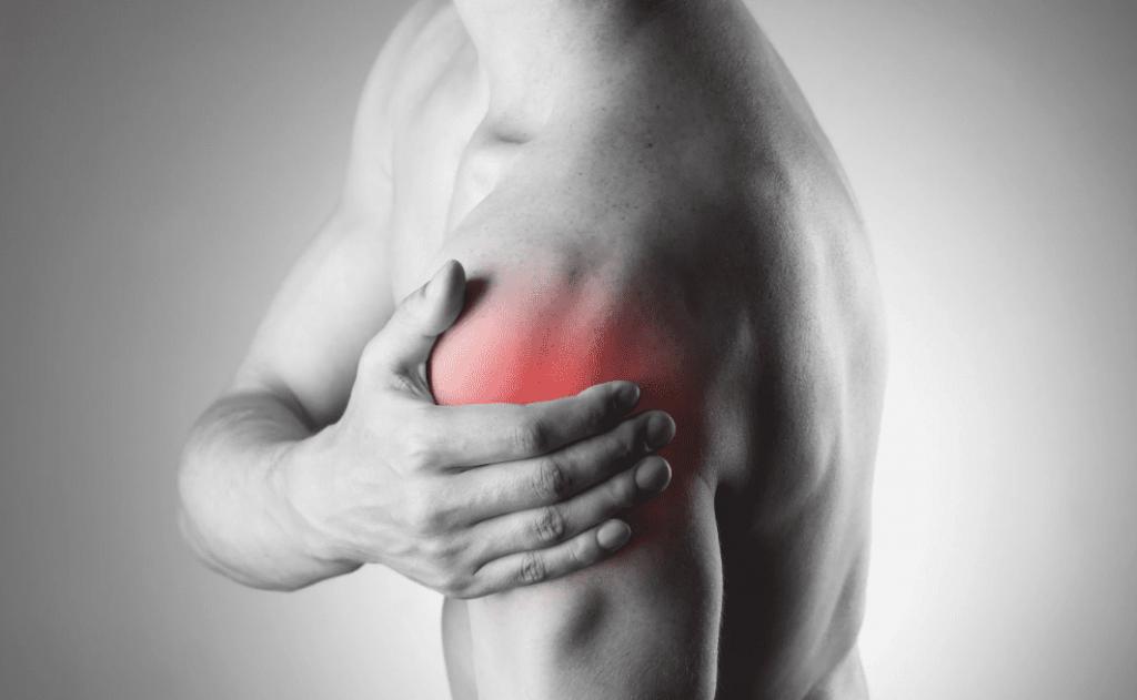 Durere în articulația umărului