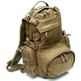 [G-CASE] YOTE Kangaroo Assault Hydration Pack (Coyote Brown)