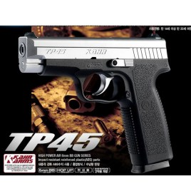 [AGF/T1C] Kahr TP45 Low Power Airsoft Pistol (Spring-Powered)