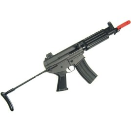 [TOYSTAR AIRSOFT] Korean Daewoo K1A 'Vigil' Airsoft Carbine SMG (AEG Conversion Kit)